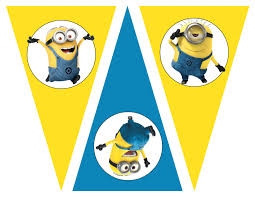 Minions Party Free Despicable Me Party Printables Birthday Party Theme Free