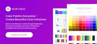 Color Tools For Designers 2019 Muzli Design Inspiration