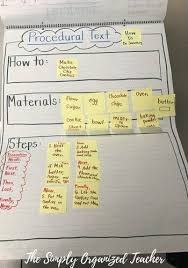 Creative And Simple Anchor Chart Ideas Youll Love