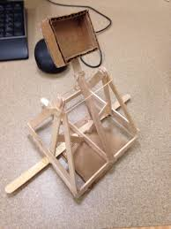 Small Catapult Design My Popsicle Stick Catapult Popsicle Stick Catapult Craft