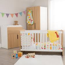 funky nursery furniture. Kiddicare Oulu Nursery Furniture Cot Bed Roomset Modern Mix Funky