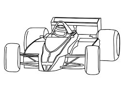 Small Picture Race Car Printable Template Coloring Coloring Pages