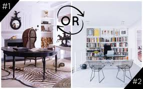 elle decor home office. Would You Rather Darryl Carter Vs Will Kopelman Office Spaces Elle Decor Home