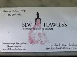 Flawless Custom Designs Sew Flawless Custom Designs