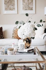 how to style a coffee table  interior design living room hadley