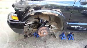 2002 S10 Front Suspension Rebuild - YouTube