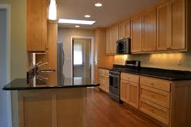 Kitchen Colors Black Appliances Kitchen Design Ideas With Black Appliances Bright Marble