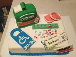Retirement Cakes Ideas Birthdaycakeformancf