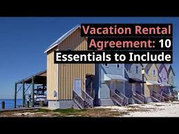 Vacation Rental Agreement: 10 Essentials To Include
