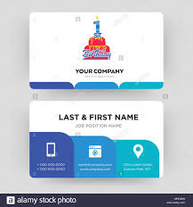 Birthday Business Cards 1st Birthday Business Card Design Template Visiting For Your