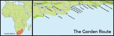 garden route info