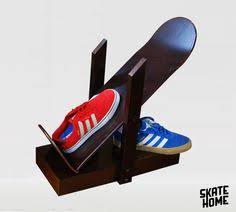 skateboard shoes shelf and magazine rack book shelf the perfect gift for skateboarders for