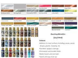 Deco Art Paint Colors
