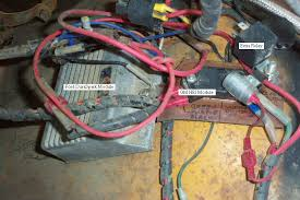 junk yard genius com dual ignition upgrade page 2 here are the dual modules one ford style one hei style pardon the rats nest of wiring this is what it looks like when i m devloping this stuff and