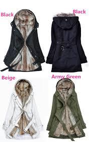 amazing korea women winter coat faux fur lining women s beige fur coats winter warm long coat