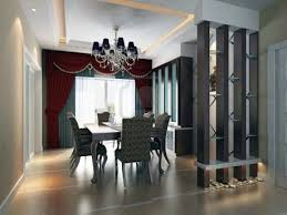 Decoration Modern Dining Room Curtains And Ideas For Trends - Modern dining room curtains