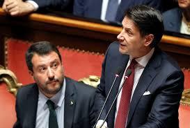 C'è da aggiungere che salvini è anche vicepremier, e lo rivendica tutti i giorni. Matteo Salvini Is Out But Not Down