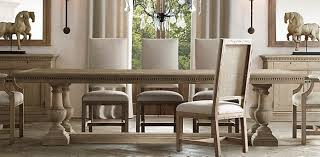 st james dining table restoration hardware another great table option