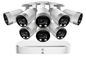 8 channel ip security system