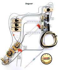 wiring diagram jaguar fender vintage 62 jaguar wiring kit pots switch slider caps bracket diagram