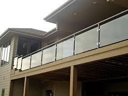 Exterior Glass Railing Systems Luso Gl Co Railings Indoor Deck