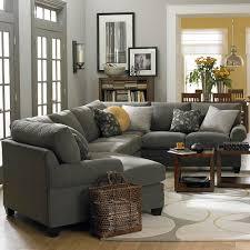 Living Room Furniture Sectionals Cu2 Left Cuddler Sectional Sofa Living Room Bassett Furniture