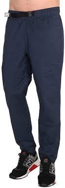 New Balance <b>NB Athletics Woven</b> Pant Blue: Amazon.co.uk: Clothing