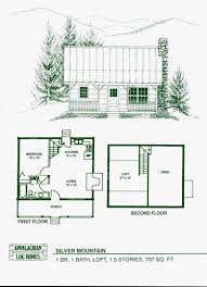 small cabins with loft floor plans elegant log cabin plans with loft small loft home plans
