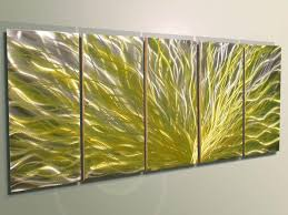 abstract metal wall art. 2018 Metal Oil Painting,Abstract Wall Art Sculpture Painting Yellow The Original Nature Of Meta From Alexzl, $110.04   Dhgate.Com Abstract Z