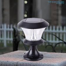 Đèn trụ tròn giá rẻ HT404   đèn năng lượng thông minh cao cấp