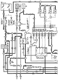 87 toyota pickup ecu wiring diagram