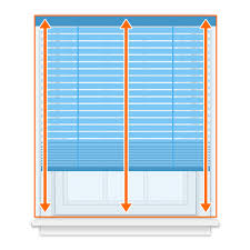measure window blinds outside mount. step 2 next, measure the full height of area you want to cover with your new blinds and make a note it, as you\u0027ll use that measurement when ordering. window outside mount