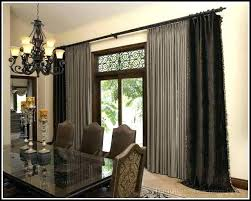 best curtain rods sliding glass door curtain rod door sliding glass curtain rod how to hang