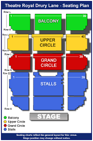 Theatre Royal Drury Lane Seating Chart Buy Cheap Tickets For Oliver