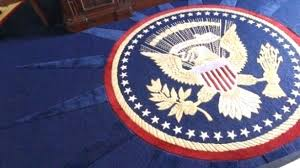 oval office carpet. Sensational Oval Office Rug Tom And S Home Comes With Carpet Eagle War N