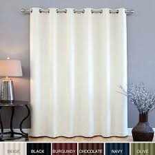 thermal patio door curtains what to use instead of vertical blinds sliding glass door curtain ideas