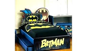 superhero bedding twin toddler bed boy batman set themed for boys quilt sets bedroom