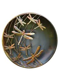 Bronze Wall Decor Wall Art Designs Dragonfly Wall Art Flame Finished Dragonfly