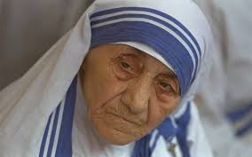 watch mother s teresa s canonisation catholicherald co uk watch mother s teresa s canonisation