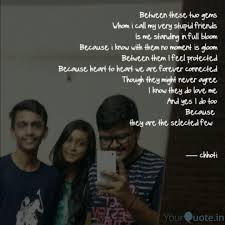Best Trio Quotes Status Shayari Poetry Thoughts Yourquote