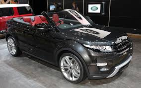 Range Rover Evoque Convertible Production Likely Photo & Image Gallery