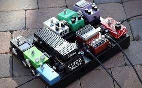 guitar pedalboard setup idea