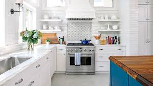 Beautiful wooden kitchen cupboards design ideas for comfortable kitchen Kitchen Kitchendesign Bright White And Airy Kitchen Decoratrendcom Simply White Kitchens