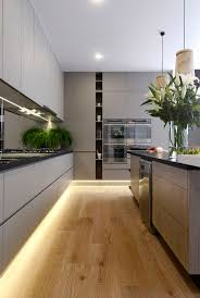 brilliant contemporary kitchen design modern cabinets designs small ideas