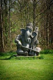 the indian sculpture park of ireland