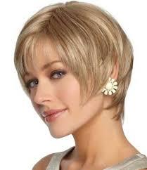 short ash blonde layered hair