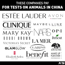 here are some of the top cosmetics brands whose s are still tested on s and some free brands that you should support instead