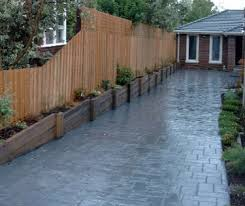 Small Picture Timber Sleeper Retaining Walls MRM Landscaping
