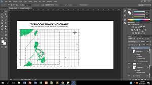 Typhoon Tracking Chart Week 9 Kim A Losabia
