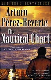 Amazon Com The Nautical Chart 9780156013055 Arturo Perez